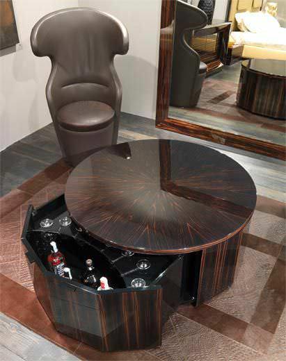 table basse contemporaine prestige
