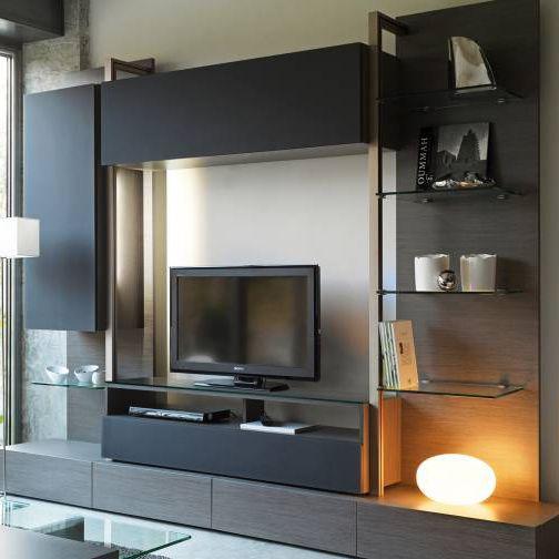 meuble tv contemporain adulis