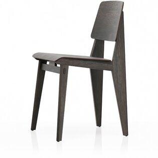 chaise contemporaine tout bois