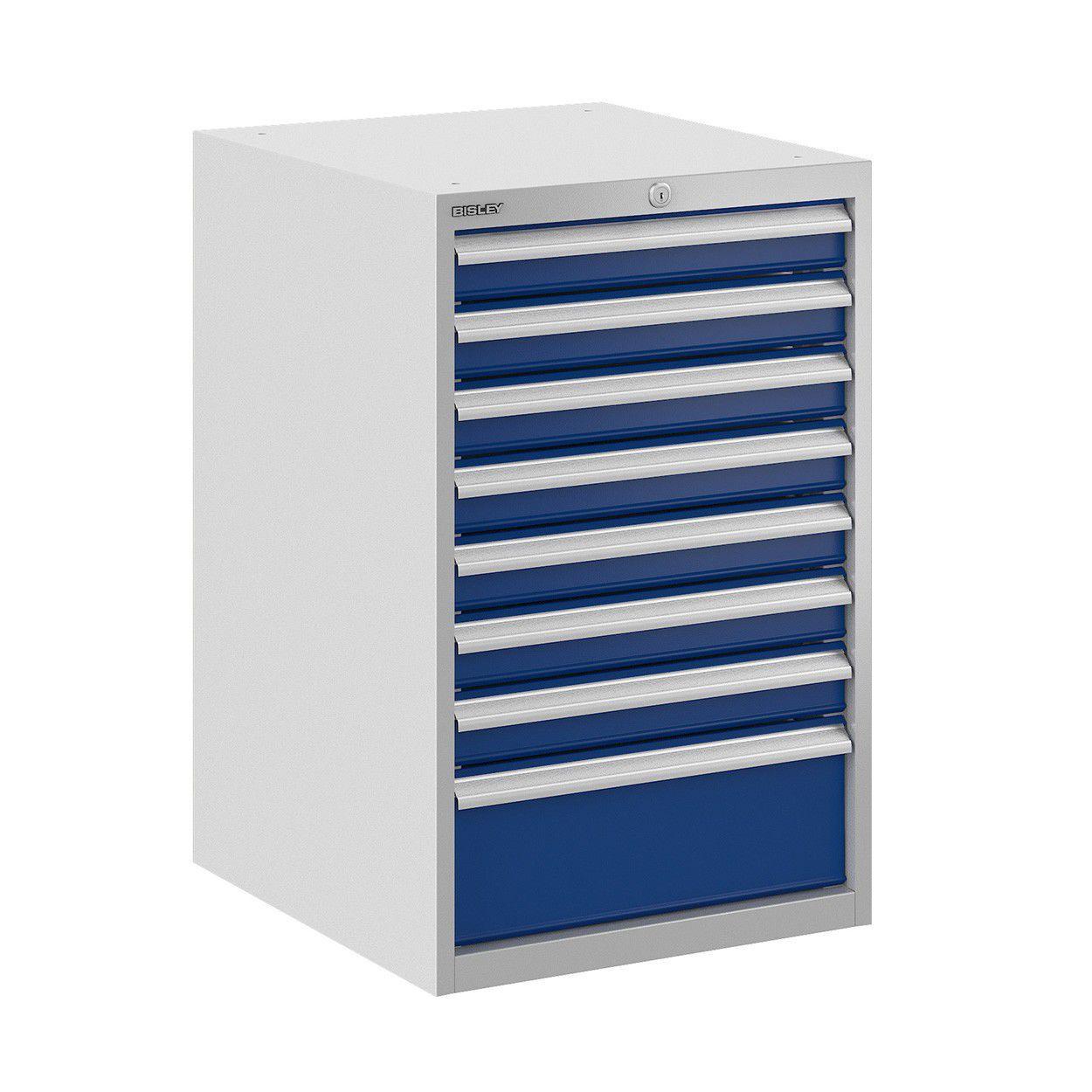 armoire de classement basse en metal a tiroirs contemporaine bis400217w