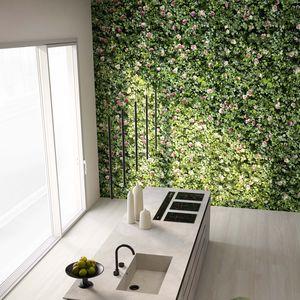 carrelage a motif floral carrelage a