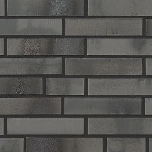 brique de parement gris tous les