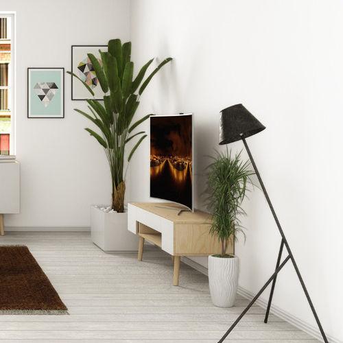 meuble tv contemporain man radis