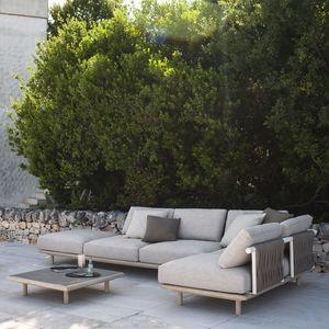 Questo mobile da giardino basso è composto da 4 elementi : Divano Da Esterno Divano Outdoor Tutti I Produttori Del Design E Dell Architettura Video
