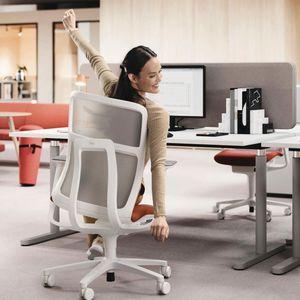 Scrivanie reception per uffici e callcenter. Sedia Da Ufficio Tutti I Produttori Del Design E Dell Architettura Video