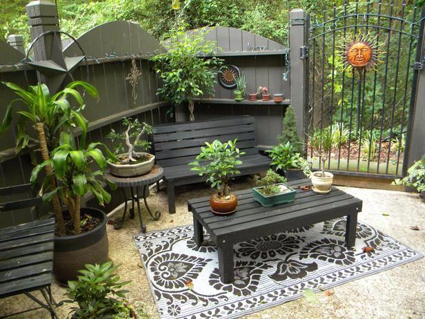 Urban Garden Design Ideas on Small Urban Patio Ideas id=17417