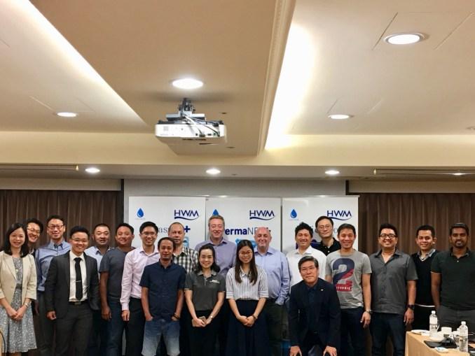 HWM亞洲區研討會議