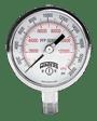 Winters不鏽鋼充油壓力計