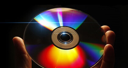 Screenshot: DVD ve Blu-ray diskler yazın