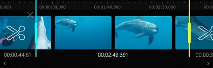 Screenshot: Videolar ölçülerek yapılır