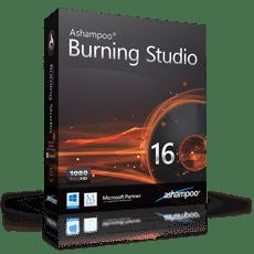 Ashampoo Burning Studio 16 Lisans Anahtarı