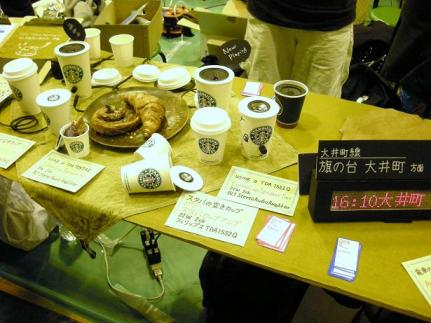 Starbucks Coffee Cup Shaped Amplifier