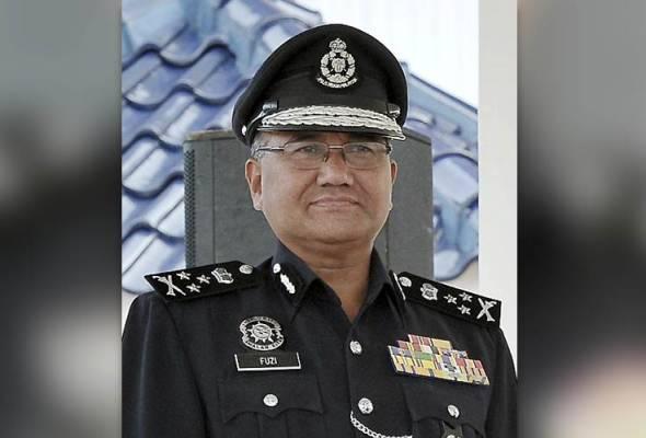 Mohamad Fuzi dilantik Ketua Polis Negara ke-11