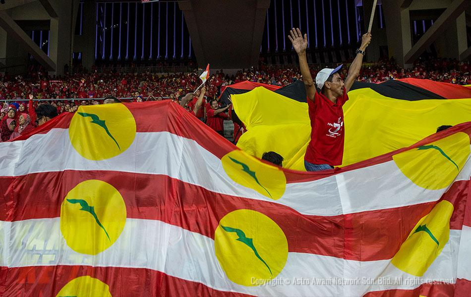Image result for UMNO Flags