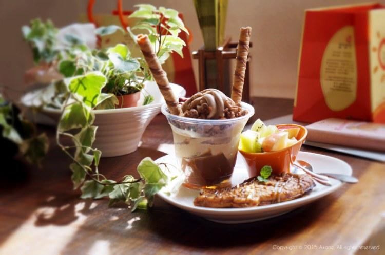 南投日月潭。和菓森林紅茶莊園 台灣特色紅茶料理、下午茶【小倩專欄】