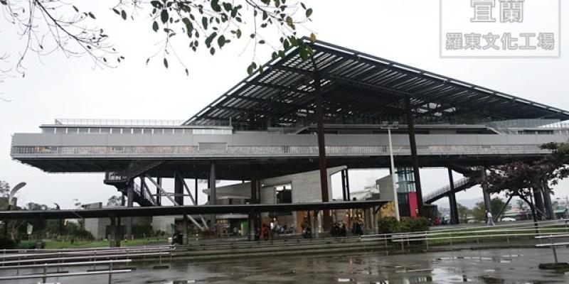 宜蘭羅東 ▌羅東文化工場 18公尺大棚架底下的天空藝廊看展覽 展期不定時更動
