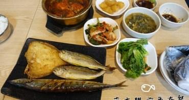 韓國 ▌首爾食記 : 會賢站(425)南大門市場 중앙갈치식당中央白帶魚食堂