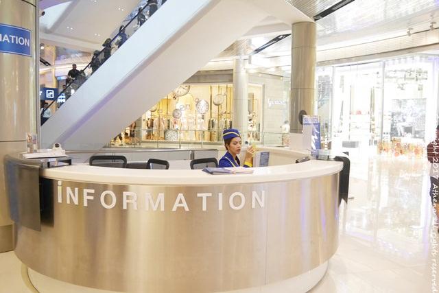 泰國 ▌曼谷自由行 : Terminal 21 Shopping Mall一起環遊世界-逛街吧!