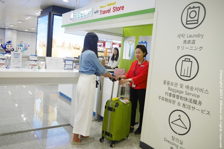 韓國 ▌首爾自由行 : AREX直通列車,從仁川機場直達首爾站 還有行李寄送服務 #影音
