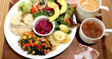 日本 ▌大阪美食:Root Cafe 梅田美食 阪急三番街 蔬果健康輕食咖啡廳《加小菲專欄》