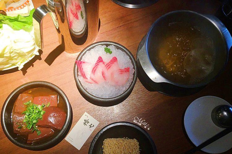台中美食 ▌輕井澤體系新品牌:拾七石頭火鍋、午間限定系列菜色 附菜單《麻依專欄》