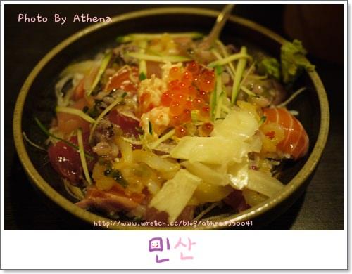 │食記│台北。中正區|日式料理:三大日味屋 (現已改名叫牛洞食堂)