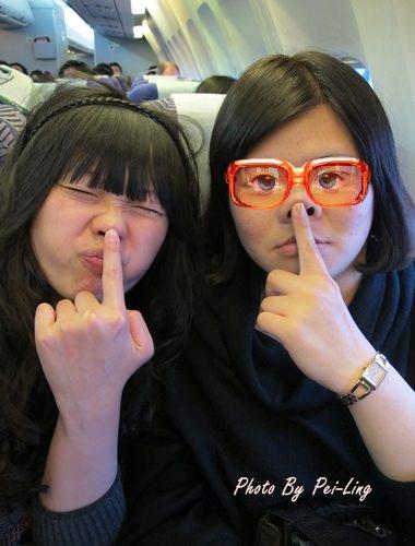 韓國 ▌首爾自由行 : 韓國再見。仁川機場。下 / 泰航飛機餐 #2011首爾旅行(26)
