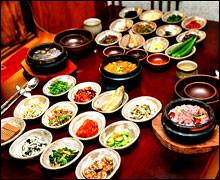 │分享│韓國美食。韓式定食더불어 함께+濟州名家烤肉