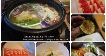 │食記│台中。八錢鍋物料理