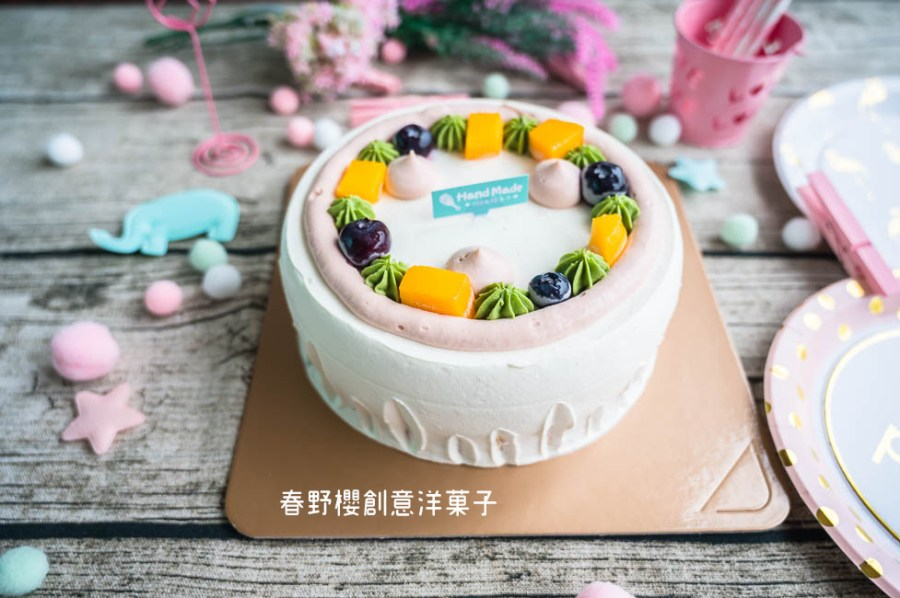  宅配 春野櫻創意洋菓子,產品新發售,法式泡芙、泡芙蛋糕、MINI罐蛋糕選擇多樣化