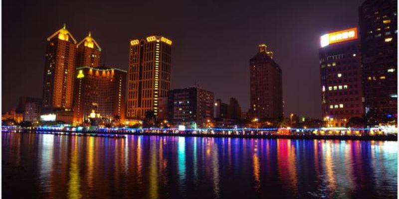 Kaohsiung|高雄‧鹽埕|元宵系列之2014年高雄燈展開幕煙火