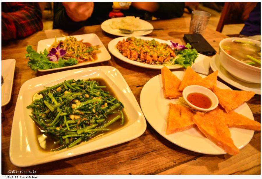 Kaohsiung 高雄‧左營 用餐也能享受滿滿的異國風情,新泰城泰雲料理(大順店)