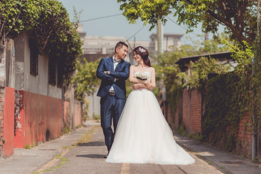 |囍‧Wedding|婚紗照側拍幕後花絮,還有完整婚紗照大公開(羞)