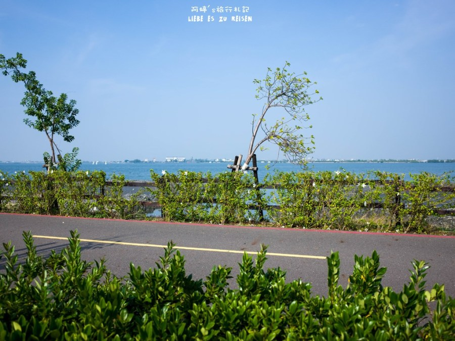 |屏東景點|來大鵬灣走走,時間到還能看跨海大橋開橋,現在只有每週六開一次喔!