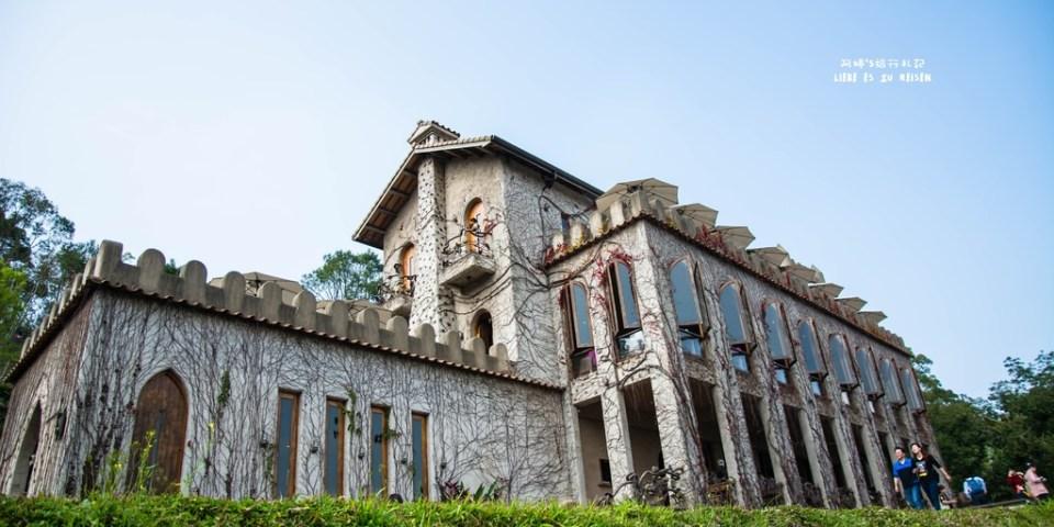  苗栗‧大湖 來尋找飛行在天空中的夢幻城堡*天空之城
