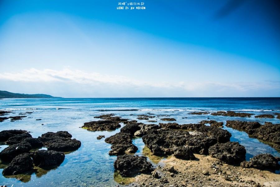 |屏東景點|藍色海洋,心遺留的地方,萬里桐