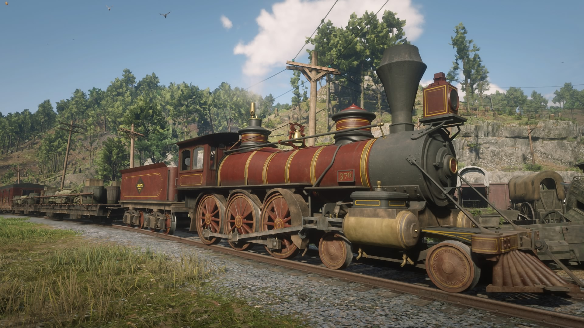 Lannahechee and Midland Rail Co. - RED DEAD REDEMPTION 2 情報&攻略@ wiki ...