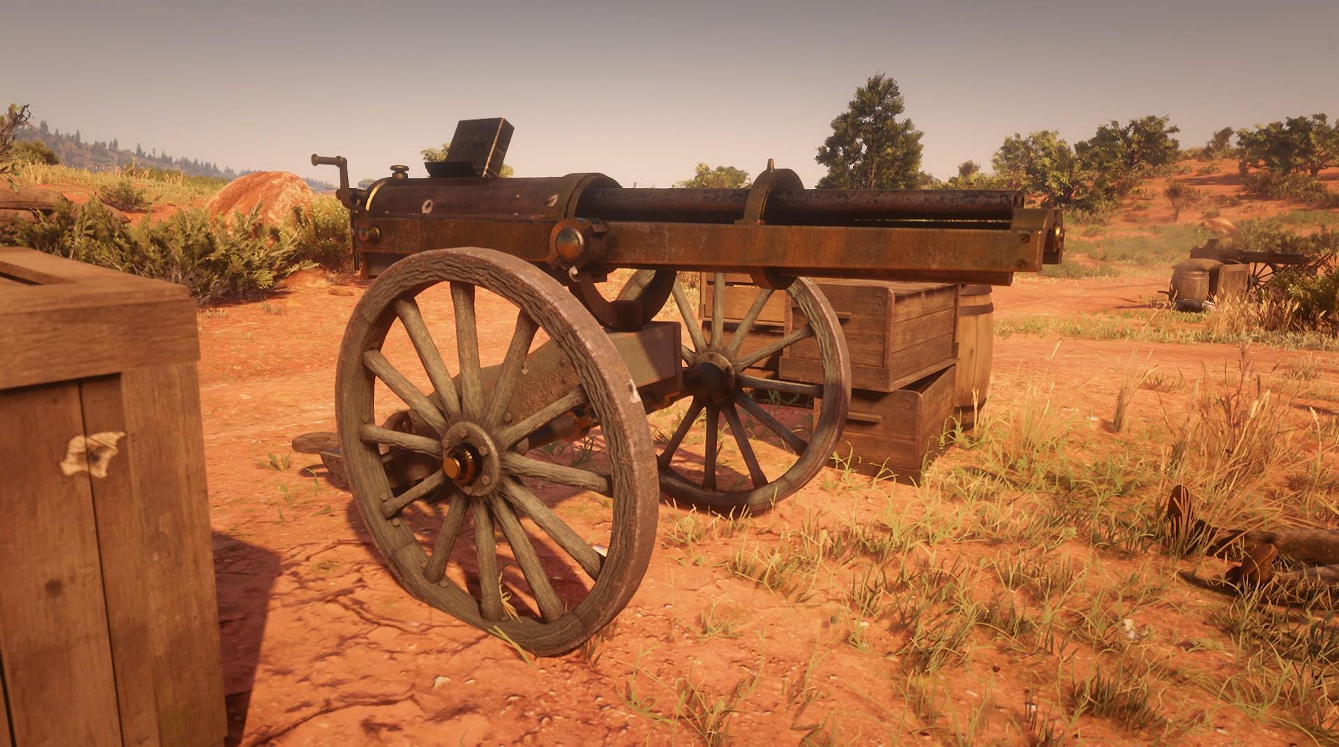 Autocannon - RED DEAD REDEMPTION 2 情報&攻略@ wiki - アットウィキ