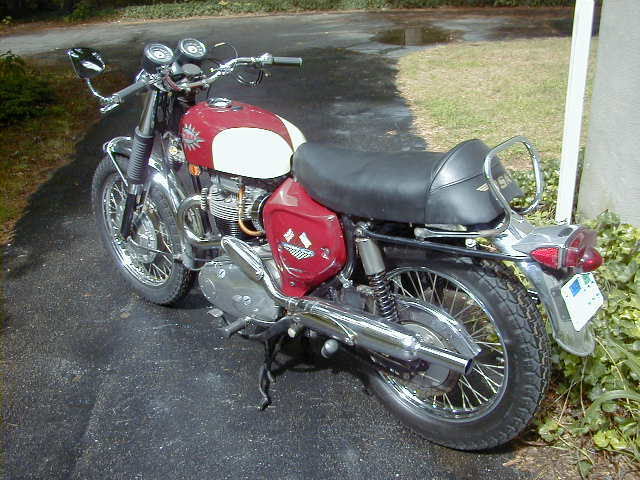 BSA Firebird