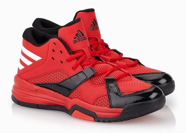 2016 June adidas First Step Men's Basketball Shoes ...