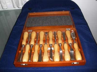 Master Wood Carving Set