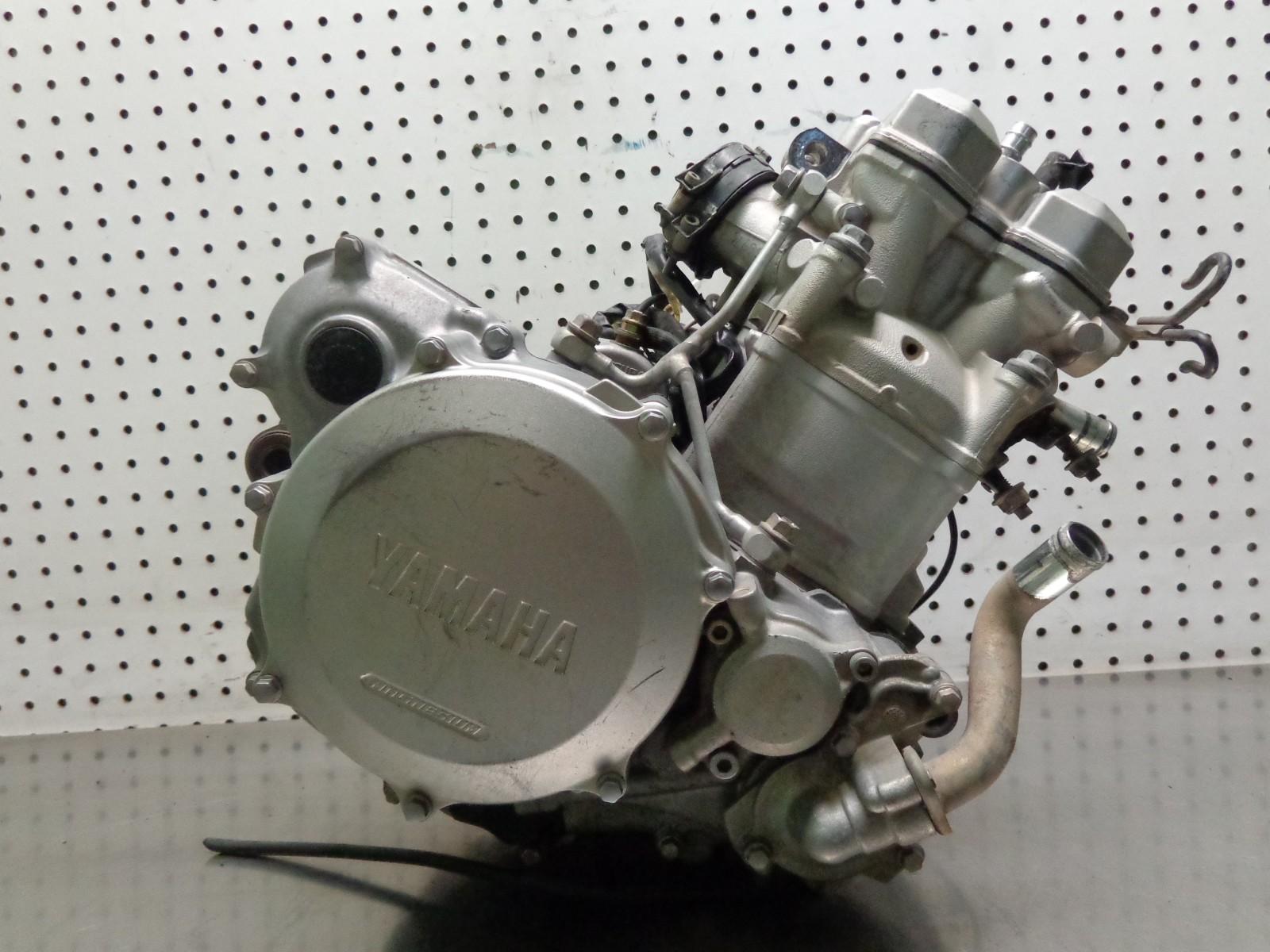 Yamaha Yfz450r Yfz 450 Complete Motor Engine Nice