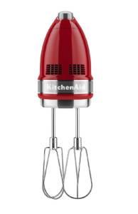 KitchenAid KHM926CA 9 Speed Digital Display Hand Mixer