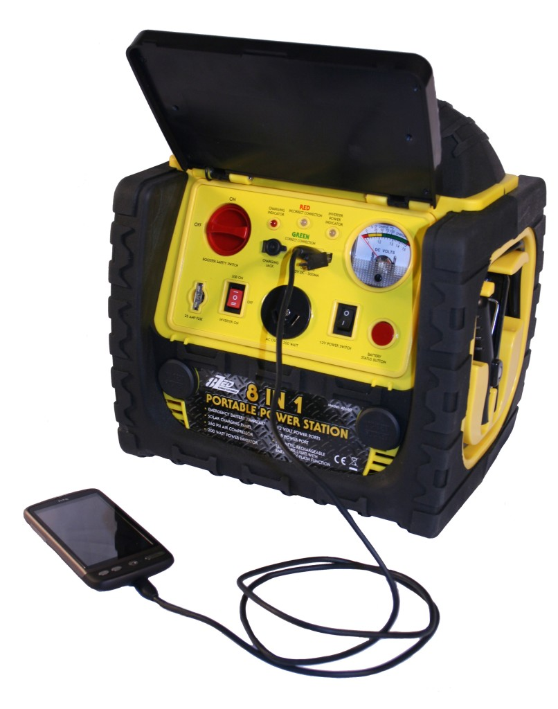 Portable Power Supply Camping