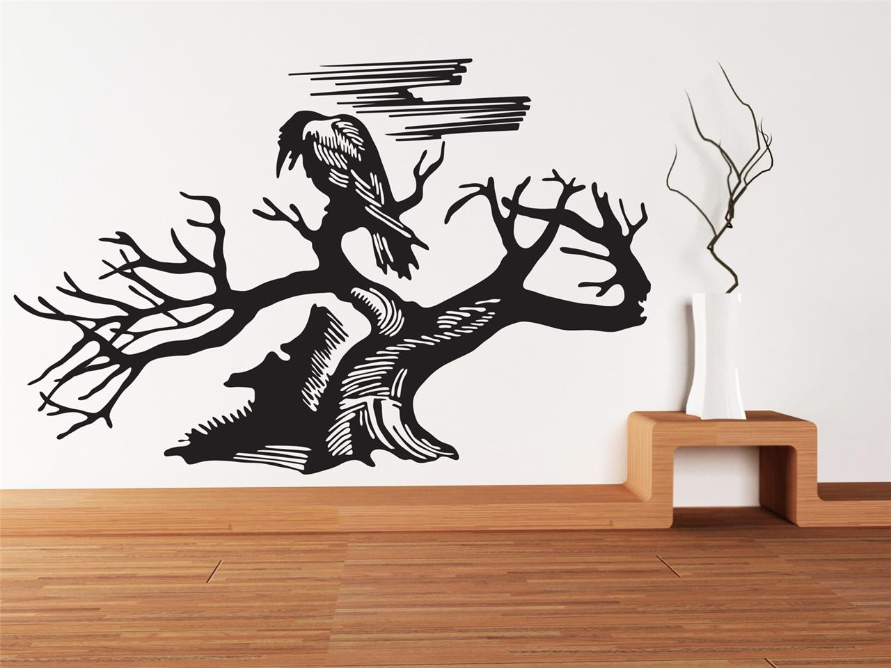Gothic Wall Stickers