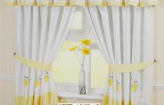 Deluxe Yellow Kitchen Curtains That Will Make You Jealous Of Their Owners