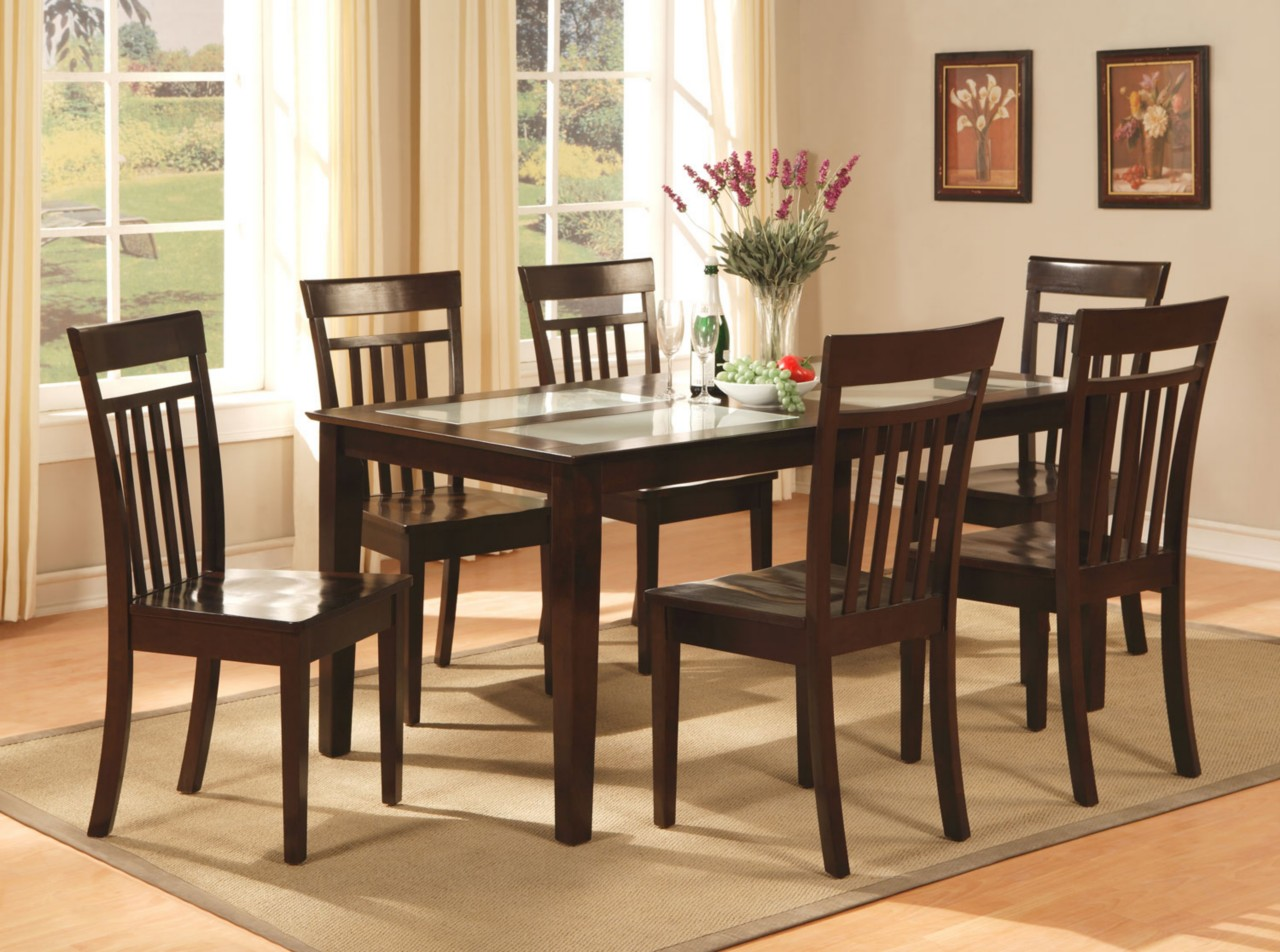 Dining Room Chairs Set 6