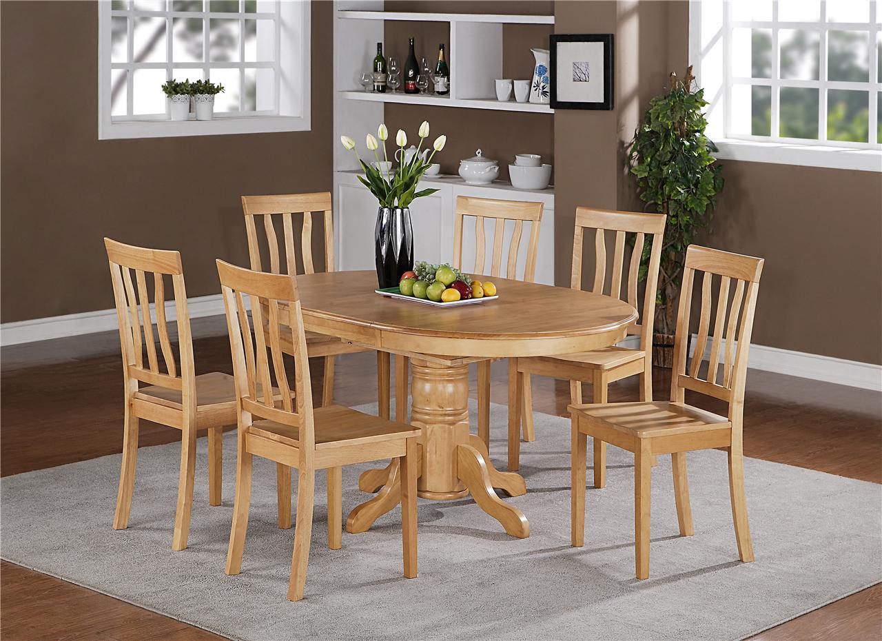 Light Wood Kitchen Table