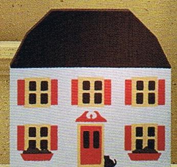 Brocke House-Cats Meow Village