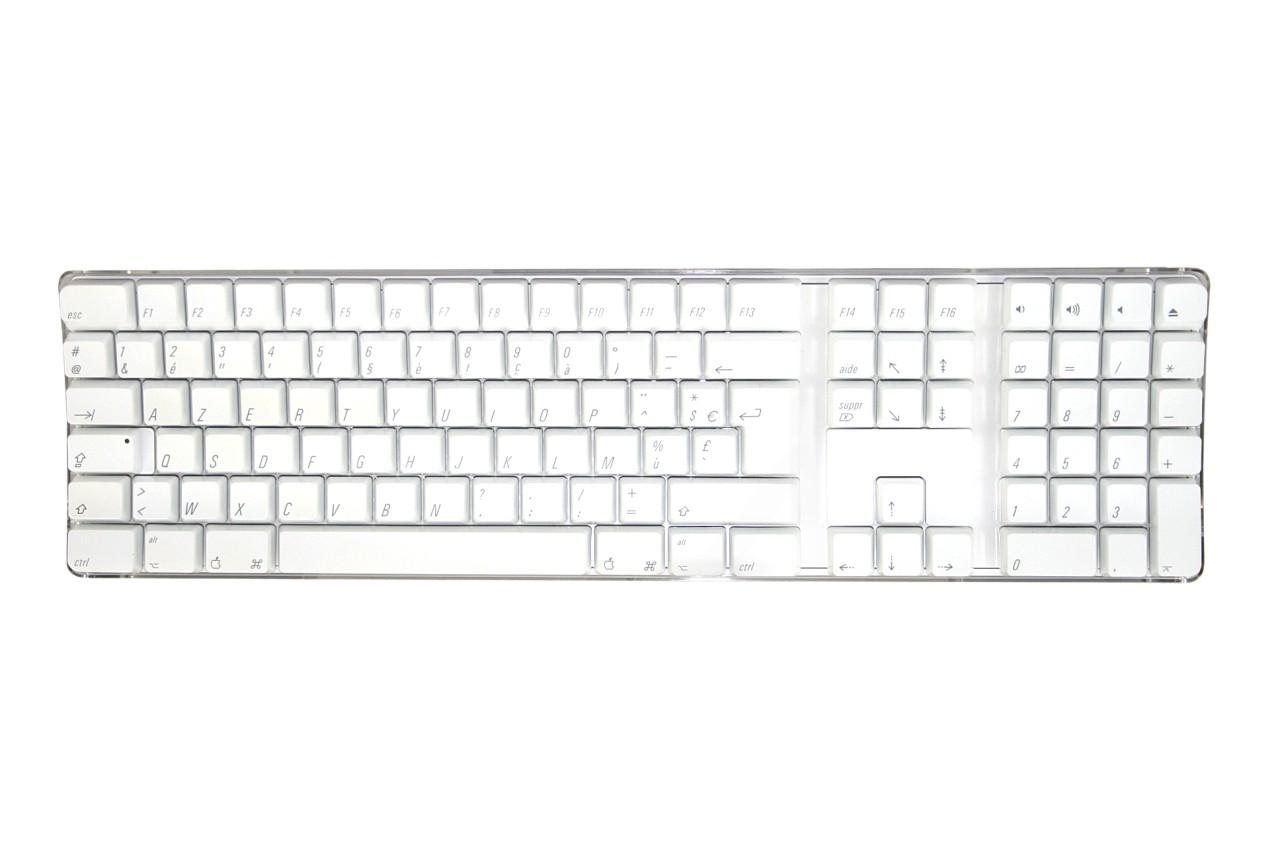 Genuine Apple Wireless Pro French Keyboard Model A
